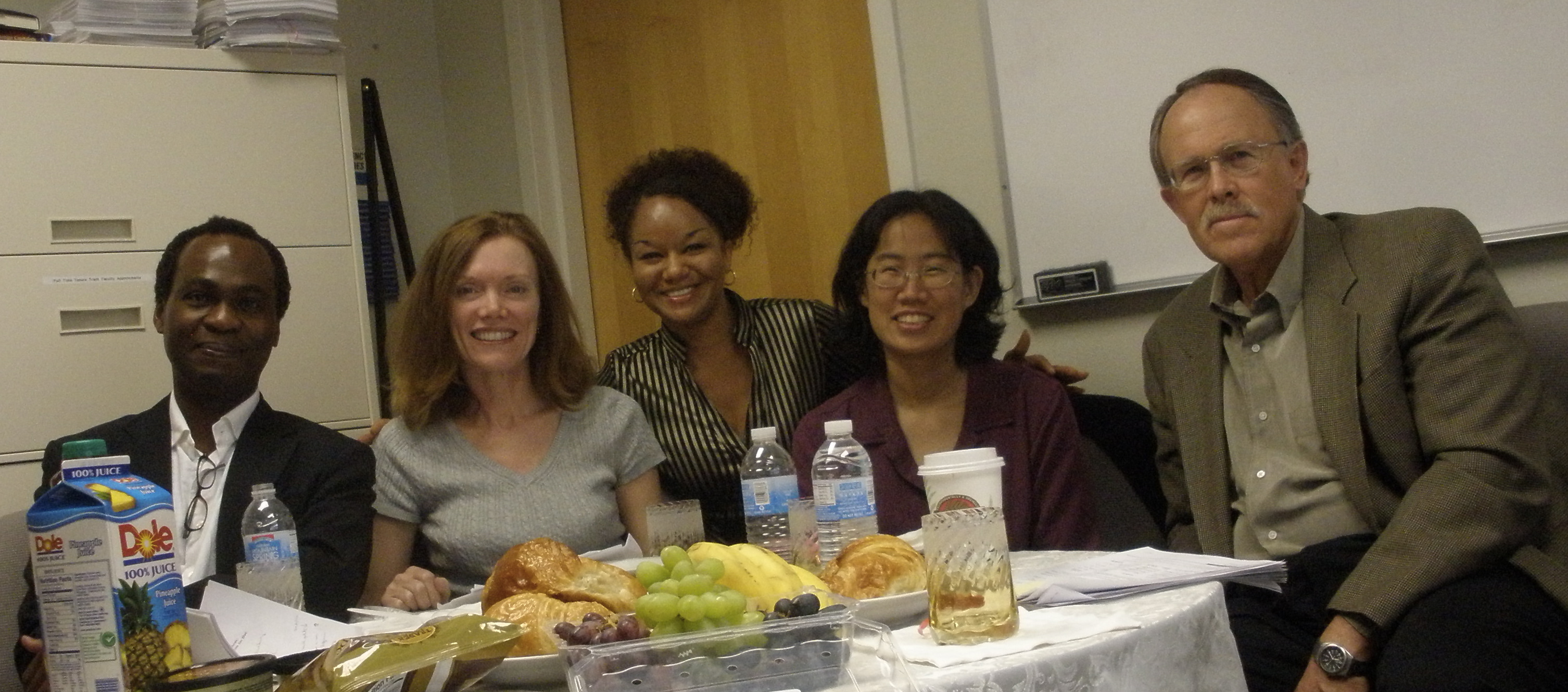 Formation of the Ph D Dissertation Committee - Warner School of