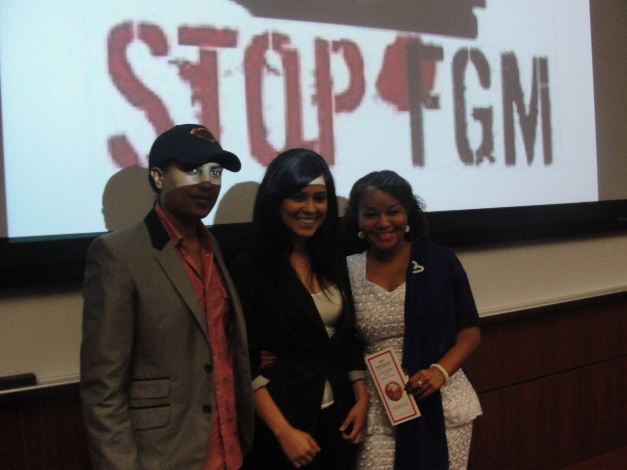Stop FGM