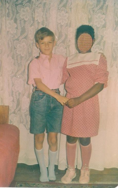 Suceava 1989 Bro and Sis